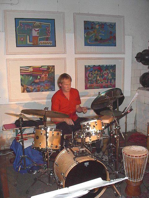 Gruppe Maisbachtal bei Heidelberg: Junge Kunst in der Alten Pumpe 2003
